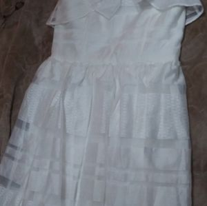 LITTLE GIRLS SZ. 12 DRESS